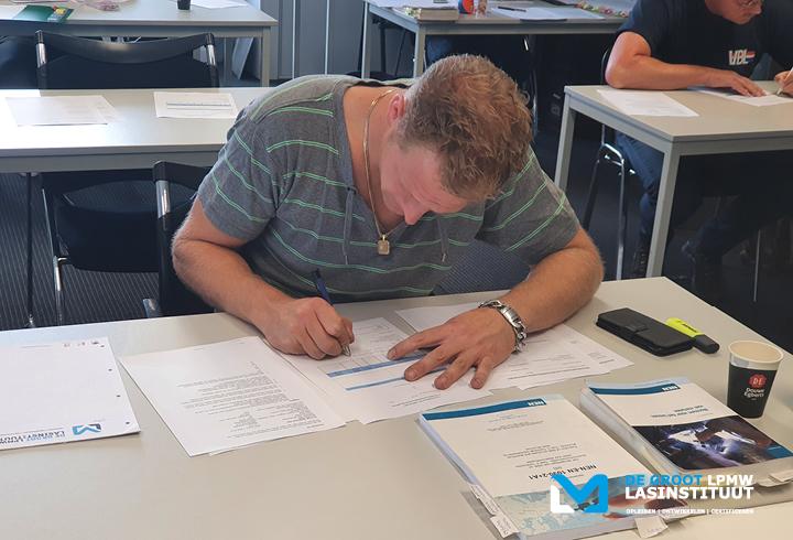 Proef examen EWCP-B
